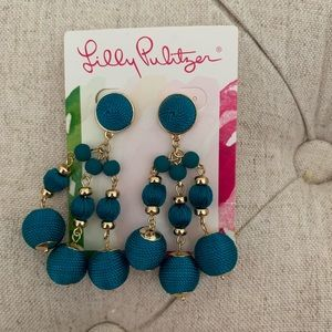 Lilly Pulitzer Earrings NWT